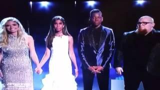 The Voice Finale Winner!! 2017