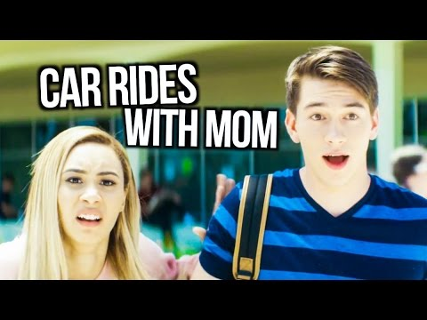 Thumbnail: How to Survive High School: Car Rides With Mom