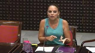 Noemí Santana (Podemos)