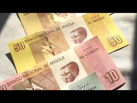 World Money A-Z Angola