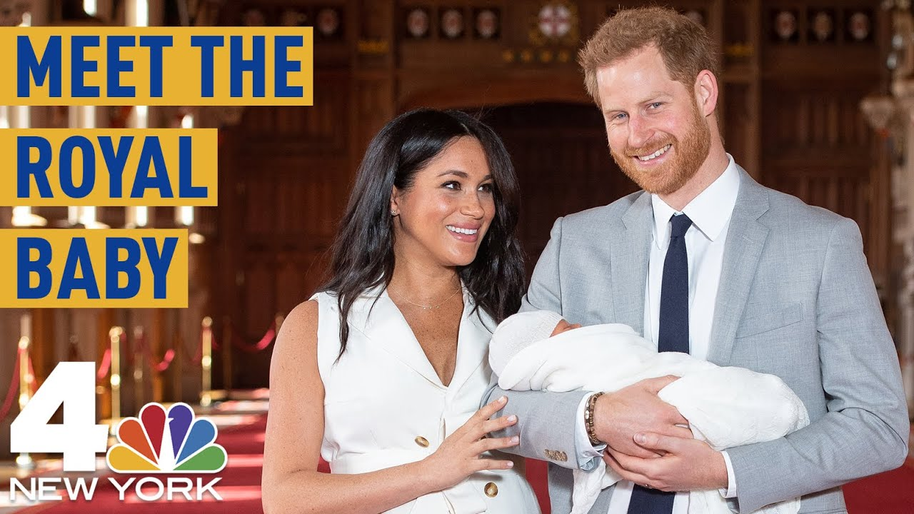 Black Baby At The Palace: Meghan, Harry Make 1st Public Appearance With Royal Baby