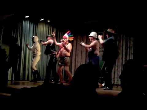Lustiger Auftritt Ymca Parodie Karneval 2010 Bullitsch People Youtube