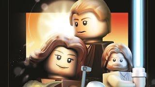 LEGO Attack of the Clones Game Movie (Episode II) All Cutscenes 1080p