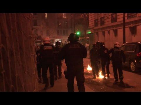 Paris: manifestation contre la police après la mort d