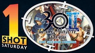 1Shot Saturday - Half-Minute Hero: The Second Coming