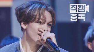 Mnet Fancam 세븐틴 버논 직캠 만세 MANSAE @엠카운트다운_150910