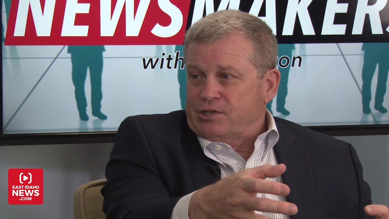 East Idaho Newsmakers: Newsmakers: Idaho Attorney General Lawrence Wasden