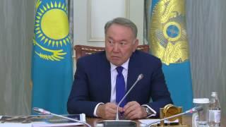 Назарбаев: Многие организации только и ждут, когда им выделят средства