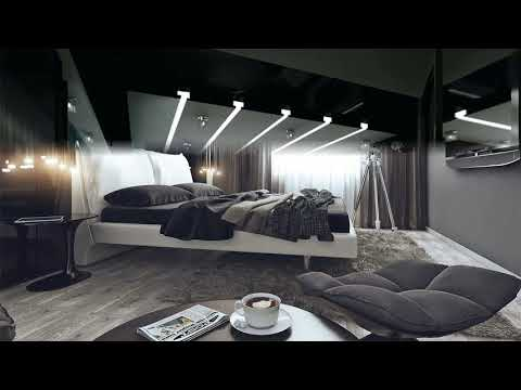 Modern Black Bedroom Ideas - Room Ideas