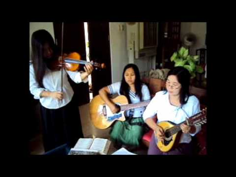 Here I am Lord - The Strings and Pandan Ambassadors