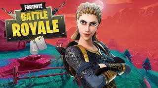 FORTNITE Battle Royale : FIQUEI PRESO NA TEMPESTADE 3 MINUTOS E AINDA GANHEI O JOGO!!
