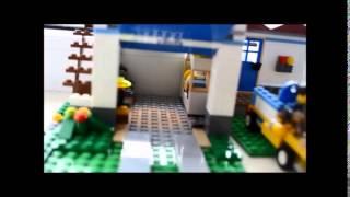 Семейный домик Криэйтор Lego Лего