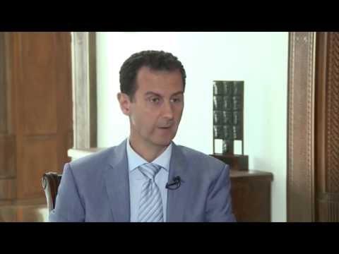 President Assad Destroys Reporter Over Fake Aleppo Child Photo