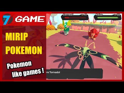 7 Game Mirip Pokemon