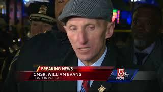 Officer injured after daytime shooting, pursuit through Boston neighborhood