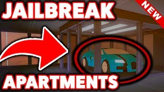 BUYING A NEW APARTMENT (Roblox Jailbreak Update)