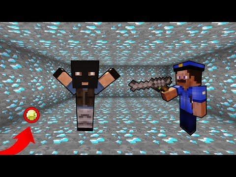 HIRSIZ VS POLİS #52 - (Minecraft)