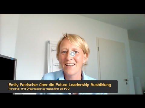 Video-Testimonial zur Future Leadership Ausbildung