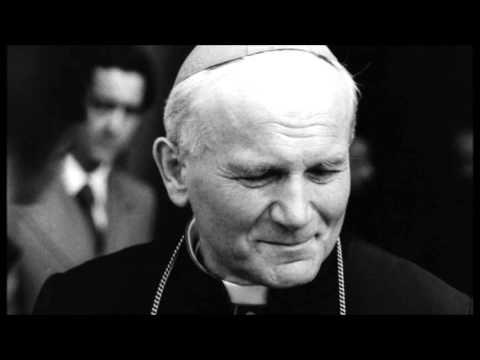 Pope John Paul II Joining The Team Of Saints