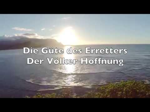 Du Allein Rettest Mich (Iyrics - Hillsong)