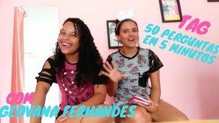 Baixar Tag 50 perguntas em 5 minutos com Geovana Fernandes