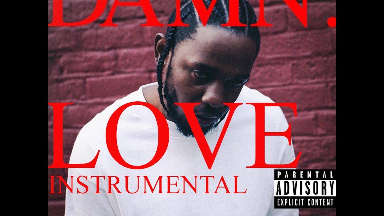 Kendrick Lamar - LOVE Instrumental Reprod. Royal Raven ...