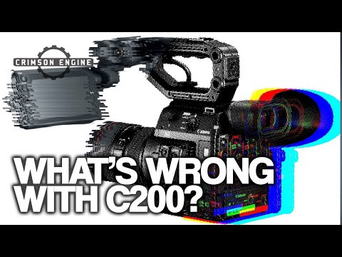 Everything Wrong with the Canon c200 (and how to fix it)