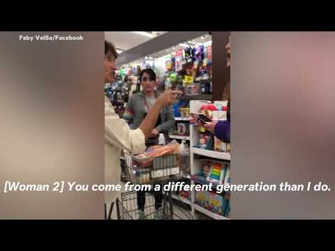 Woman Harassed For Speaking Spanish In Store: Watch What Happens Next