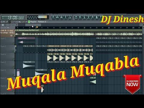 Remix -Muqala Muqabla / By Dj Dinesh