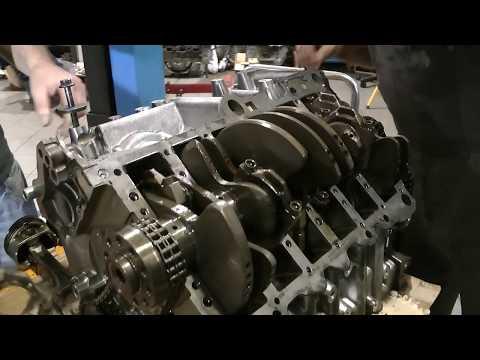 Bentley Continental GT W12 6.0 Bi-turbo 600л/c ДВС МОСКВА ЧАСТЬ-1