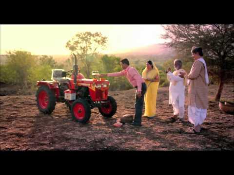 Mahindra Farm Division Corporate Film