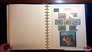 Basic stamps Wildlife Stamp Collecting