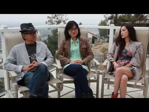 Tify KaiTing Wu, Jessika Van & Jim Lau : Paper Lotus