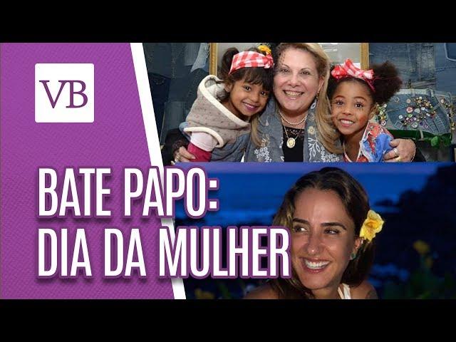 Bate papo: Dia Internacional da Mulher - Você Bonita (08/03/19)
