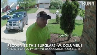 Police: Man kicked down door of west Columbus home while woman was home sleeping