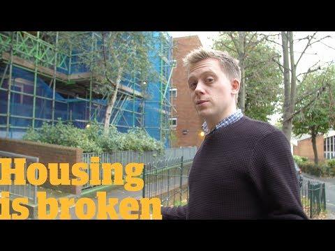 The housing crisis shows how broken and unjust the UK is   Owen Jones talks ...
