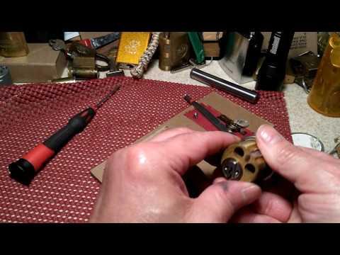 Взлом отмычками Yale   (44) 5 pin Yale Mortise Cylinder Lock Sent By Steel Pinnings