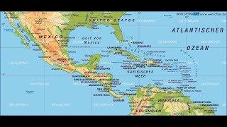 Personaleinsatz in Mittelamerika