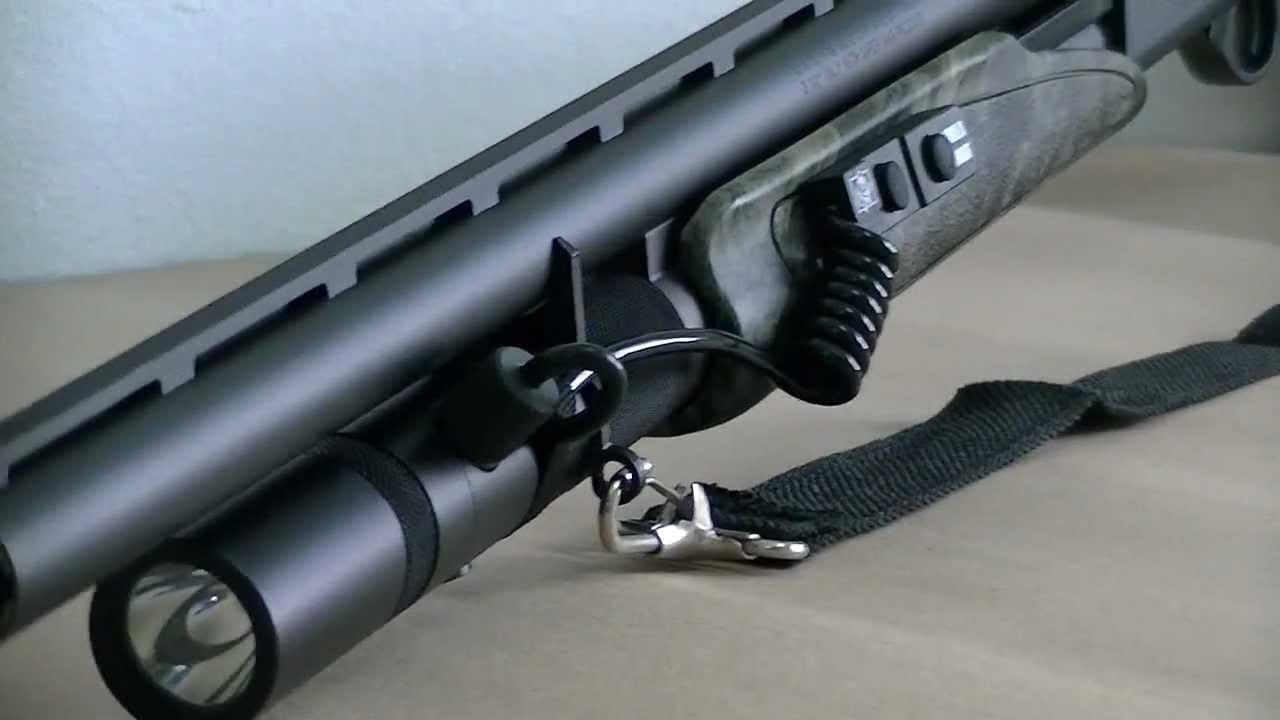 Gorilla Combat Flashlight With Additional Magazine Tube