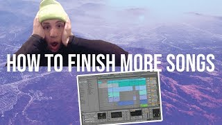 How To Turn 8 Bar Loops Into Finished Songs