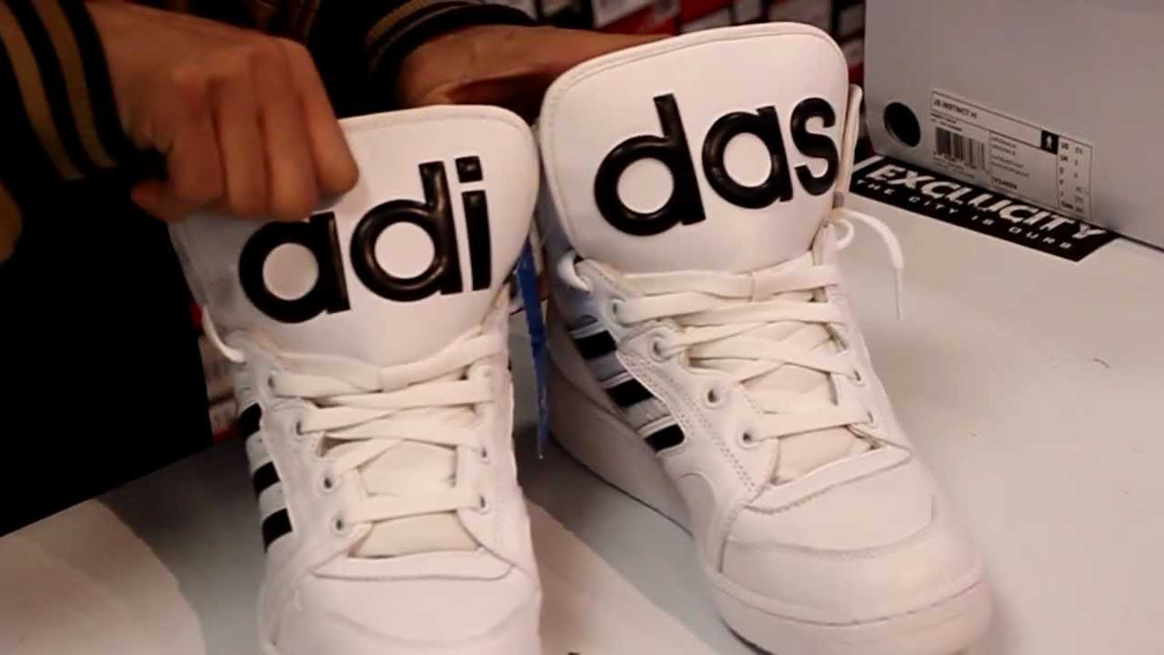 zapatillas adidas jeremy scott peru