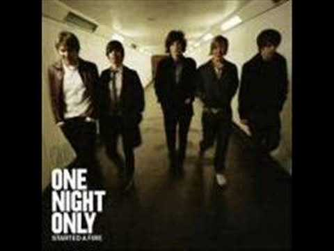 Just For Tonight- One Night Only