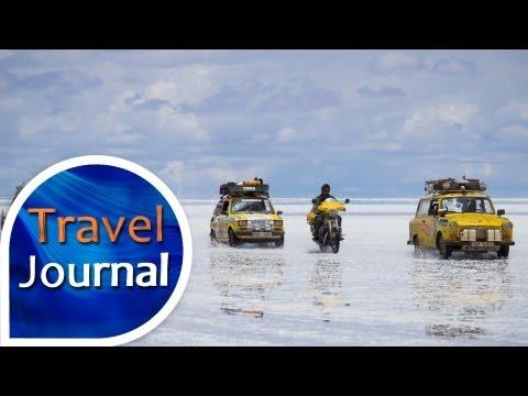 Travel Journal (142) - Trabantem napříč Jižní Amerikou? Proč ne!