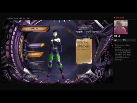 LIVE:My Flirty Female Joker Charecter DC Universe Demo Mode