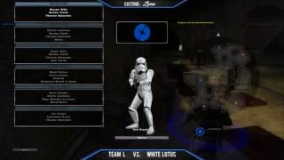 Team L vs. White Lotus | Battlefront 2 Competitive League Tournament