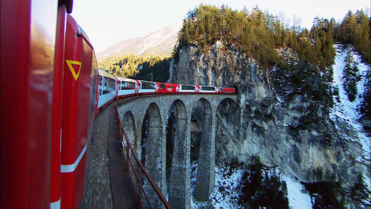 "HD Travel-Switzerland  Real Rail Adventures: ""Overview"""
