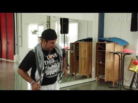 """Gurkan """"Driver Du Med Mig?"""" - I Flippflopps Antar Han Dansutmaningen - Del 1: DVTV"""
