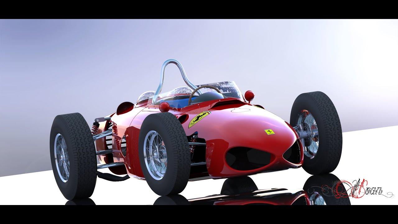 Ferrari 156 F1 Dino 1961 Youtube