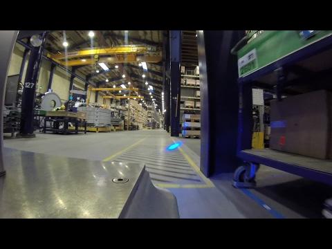 Industri 4.0: Robotter i samspil hos Vestas
