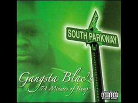Gangsta Blac - S.O.U.T.H. Parkway